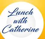 Lunch with Catherine and Dr. Mark Skidmore - September 22nd, 2018 Asheville, NC